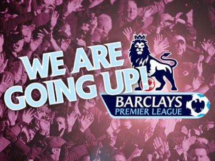 Burnley Going Up