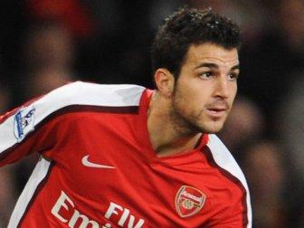 Fabregas Arsenal Hair