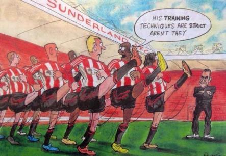 Sunderland Comic